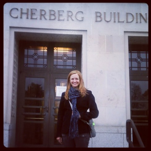 cherberg building